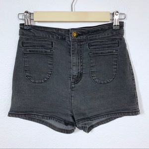 BDG High Waist Short Shorts